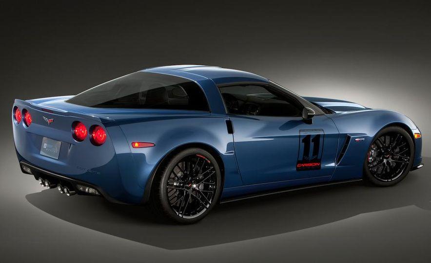 2013 Chevrolet Corvette (C7) (artist's rendering) - Slide 3