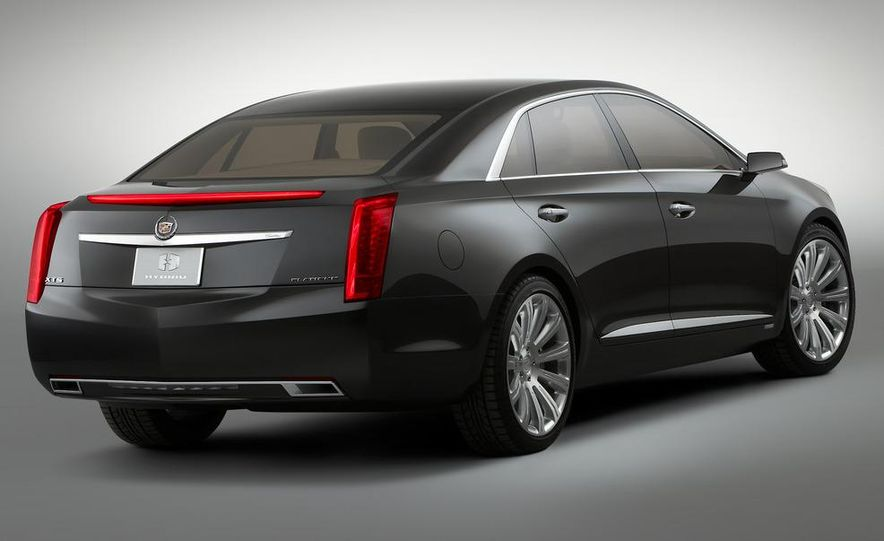 "2015 Cadillac ""UP"" (artist's rendering) - Slide 4"