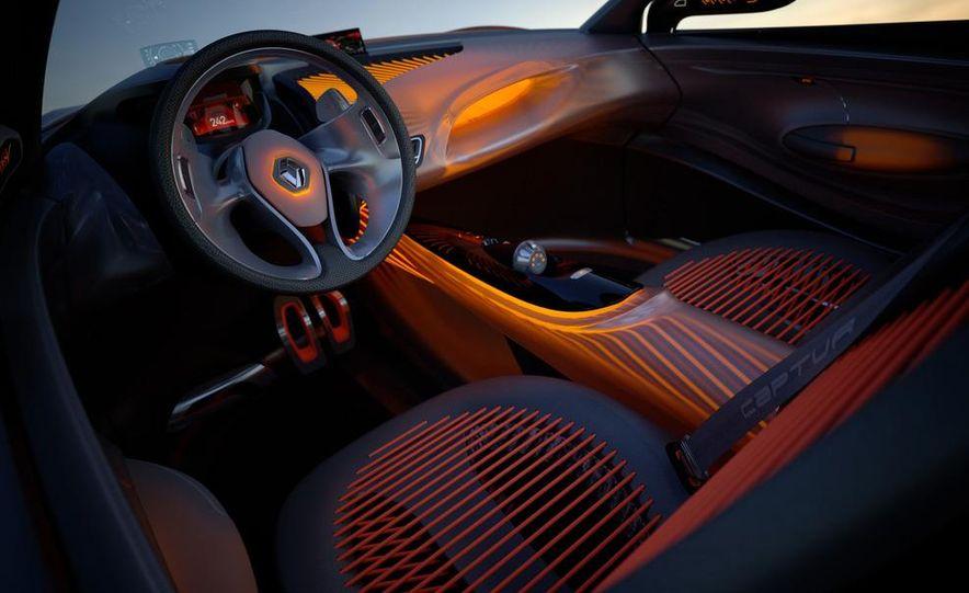 Renault Captur concept - Slide 16