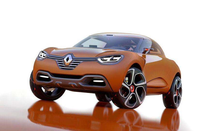 Renault Captur concept - Slide 12
