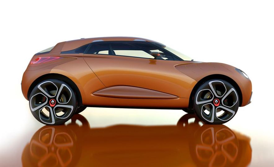 Renault Captur concept - Slide 13