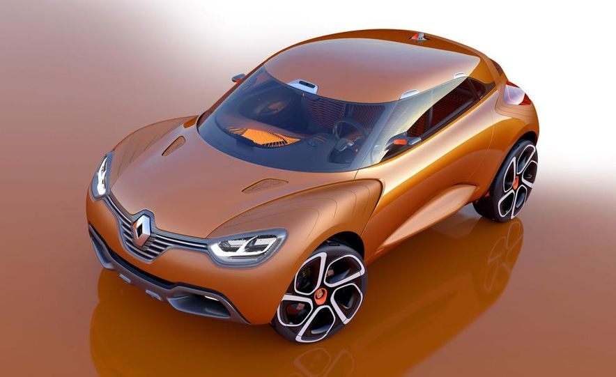 Renault Captur concept - Slide 14