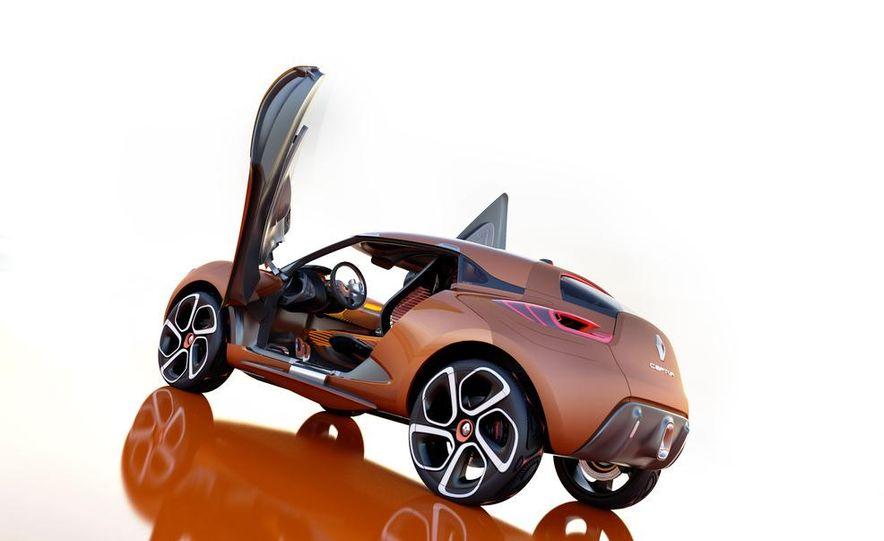 Renault Captur concept - Slide 15