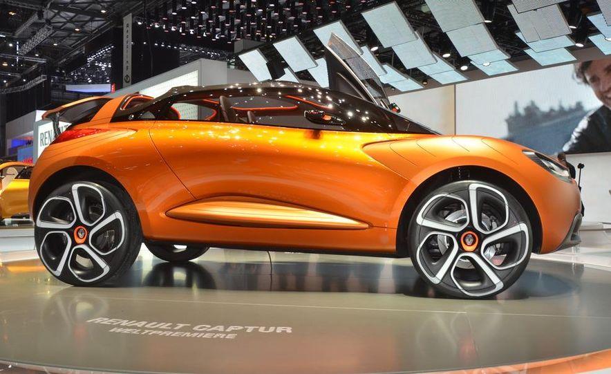 Renault Captur concept - Slide 1