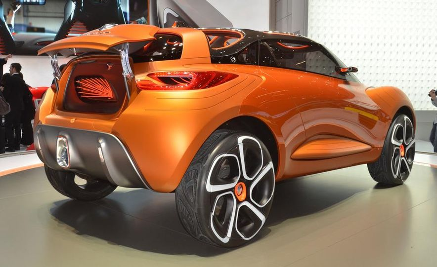 Renault Captur concept - Slide 2