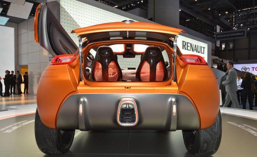 Renault Captur concept - Slide 3