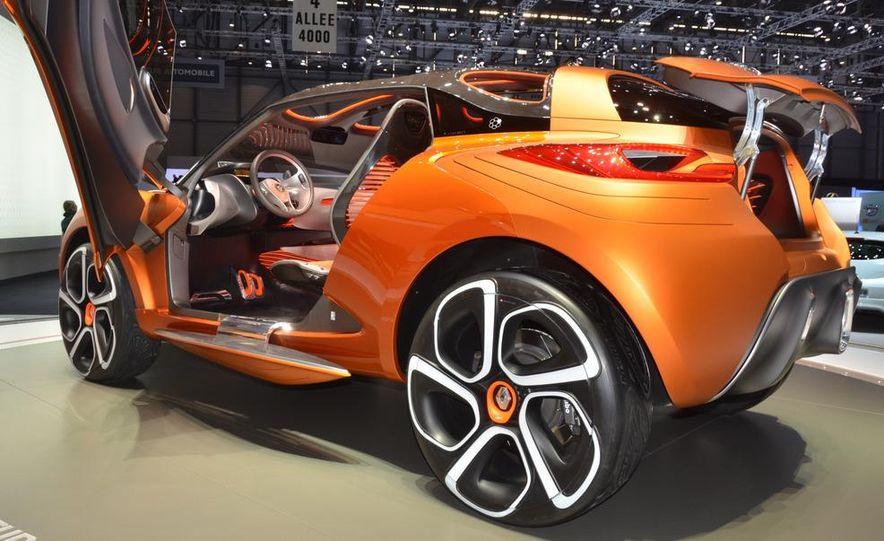 Renault Captur concept - Slide 4