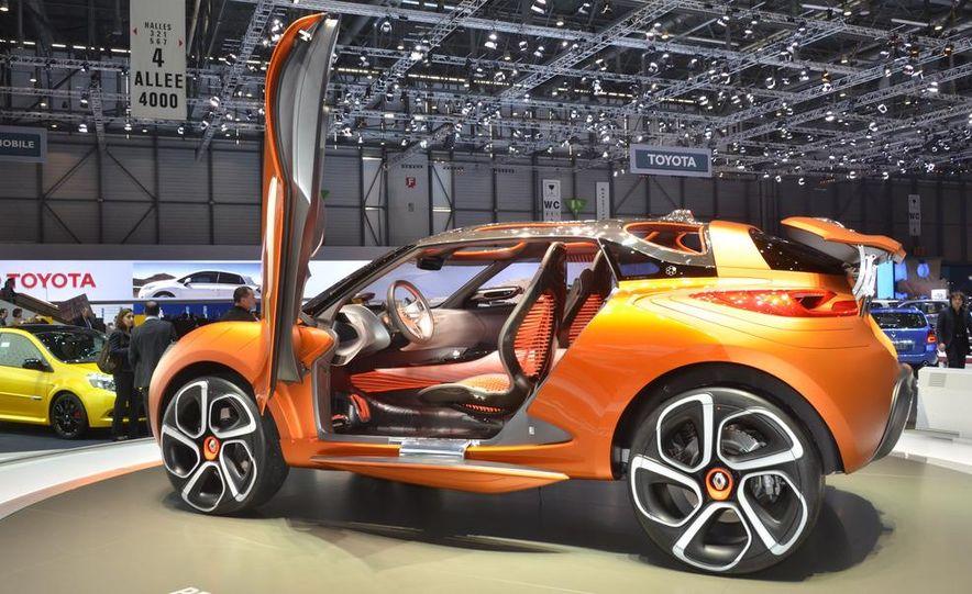 Renault Captur concept - Slide 5
