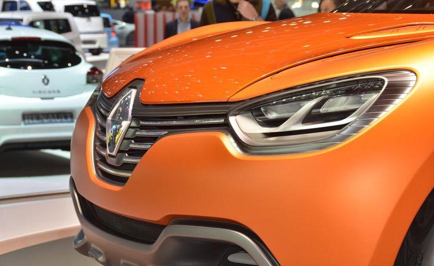 Renault Captur concept - Slide 9