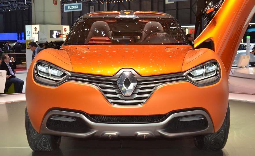 Renault Captur concept - Slide 10