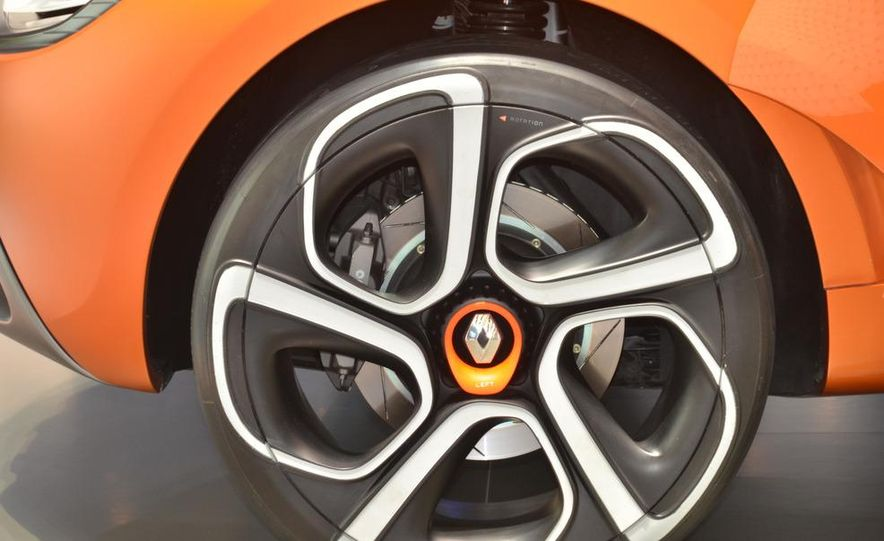 Renault Captur concept - Slide 8