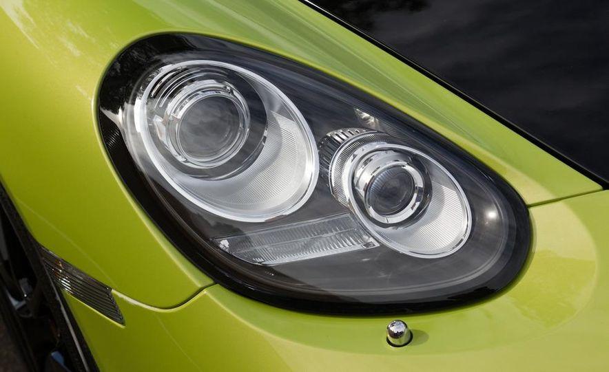 2011 Porsche Cayman R - Slide 45