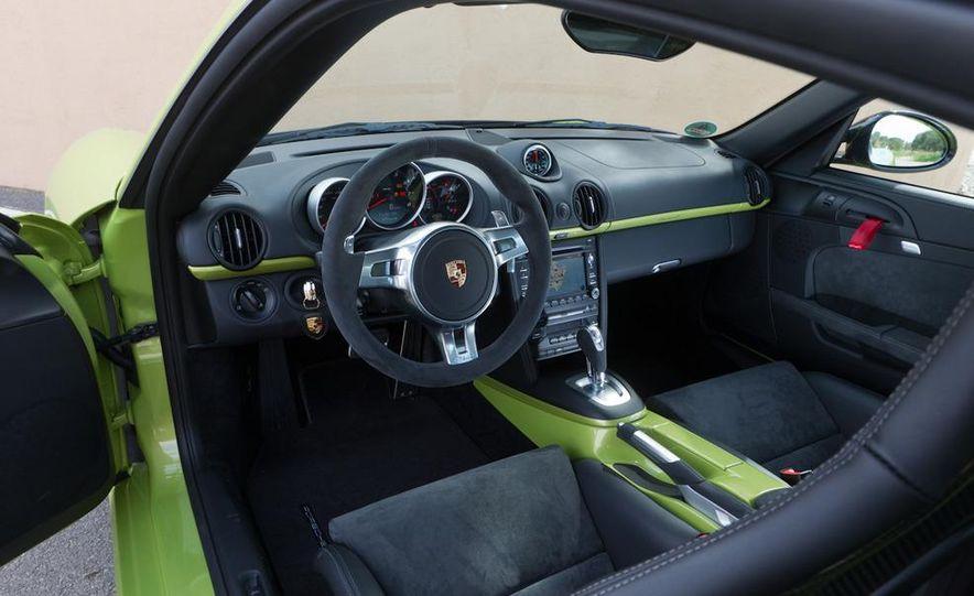 2011 Porsche Cayman R - Slide 56