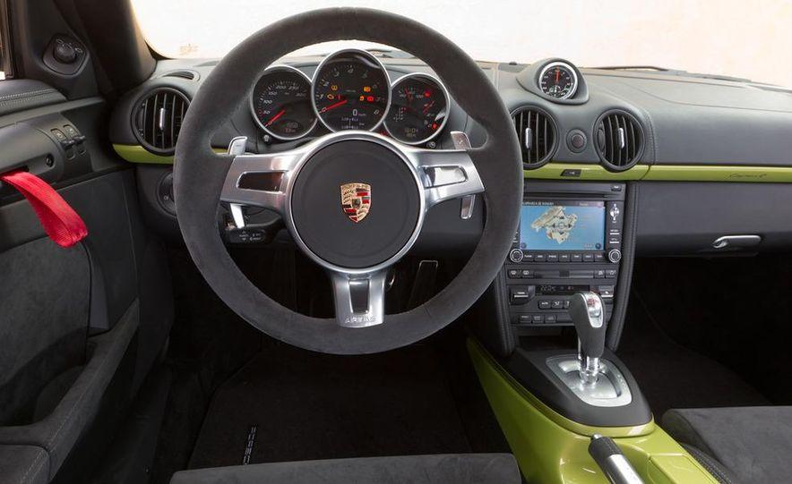 2011 Porsche Cayman R - Slide 58