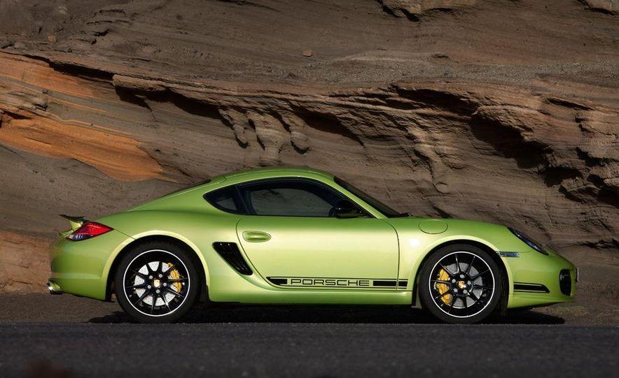2011 Porsche Cayman R - Slide 2