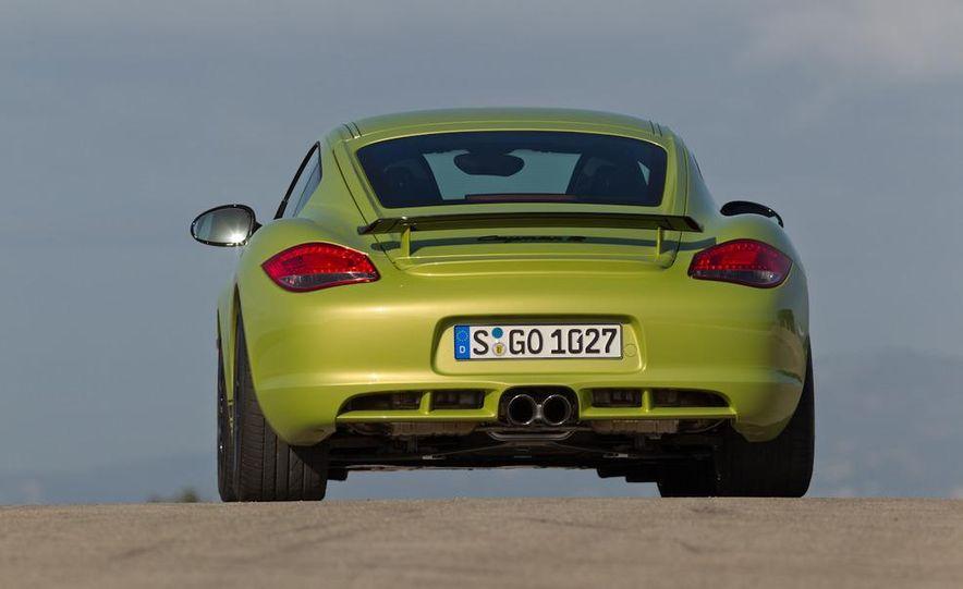 2011 Porsche Cayman R - Slide 7