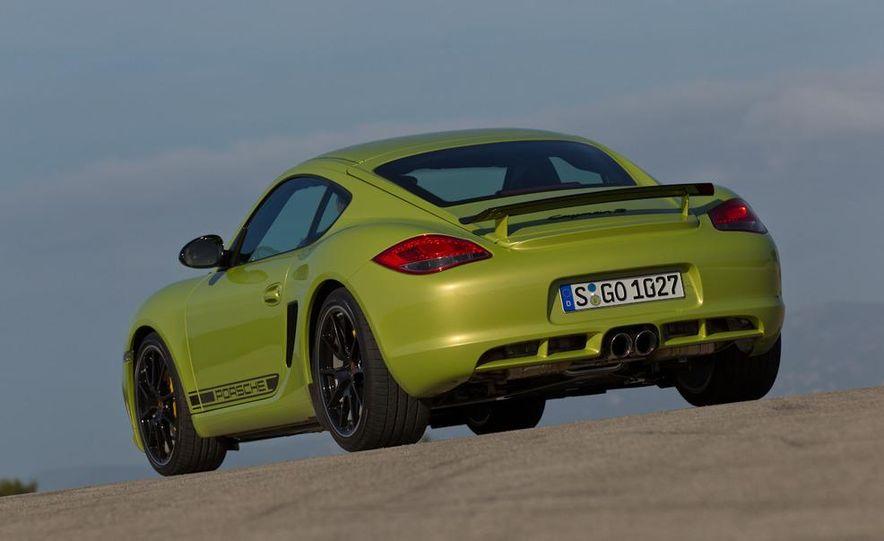 2011 Porsche Cayman R - Slide 8