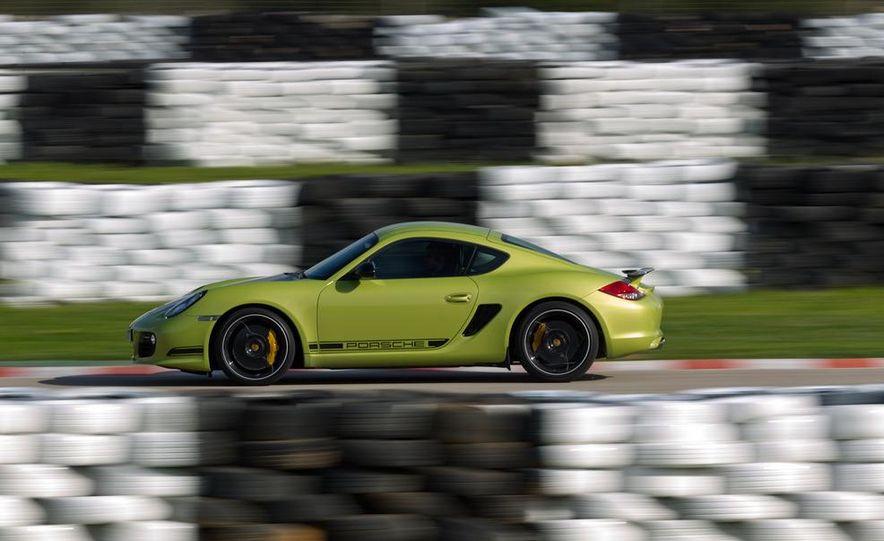 2011 Porsche Cayman R - Slide 14