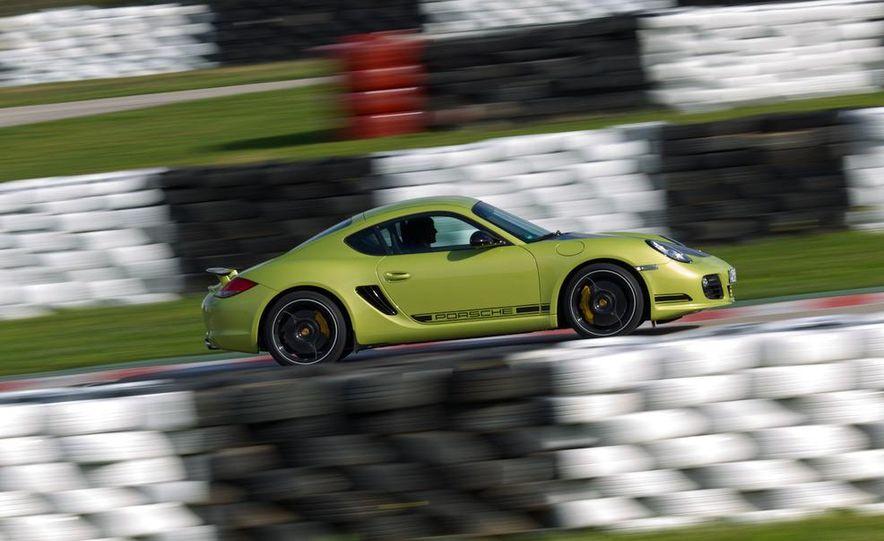 2011 Porsche Cayman R - Slide 15