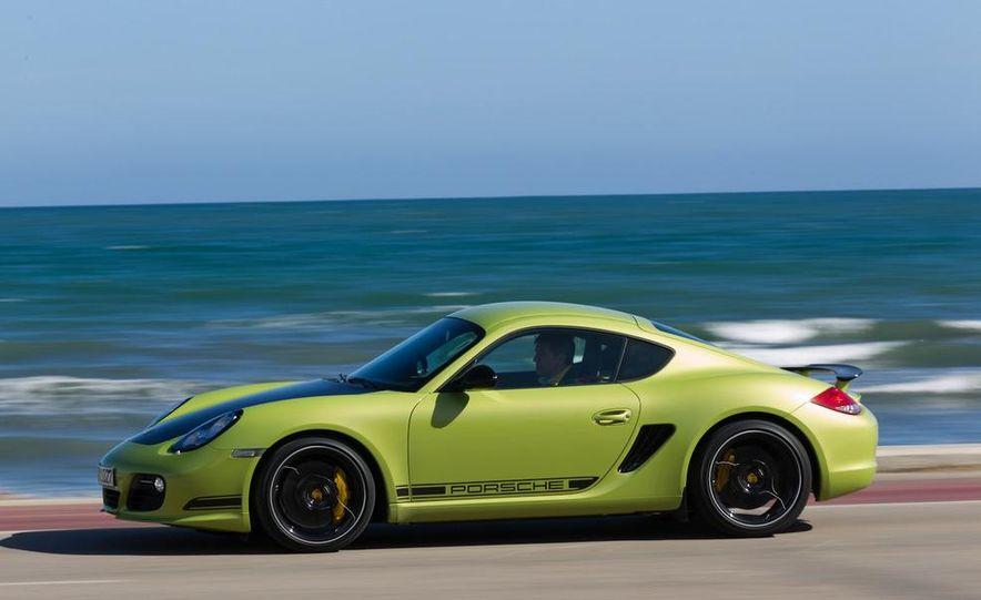2011 Porsche Cayman R - Slide 16