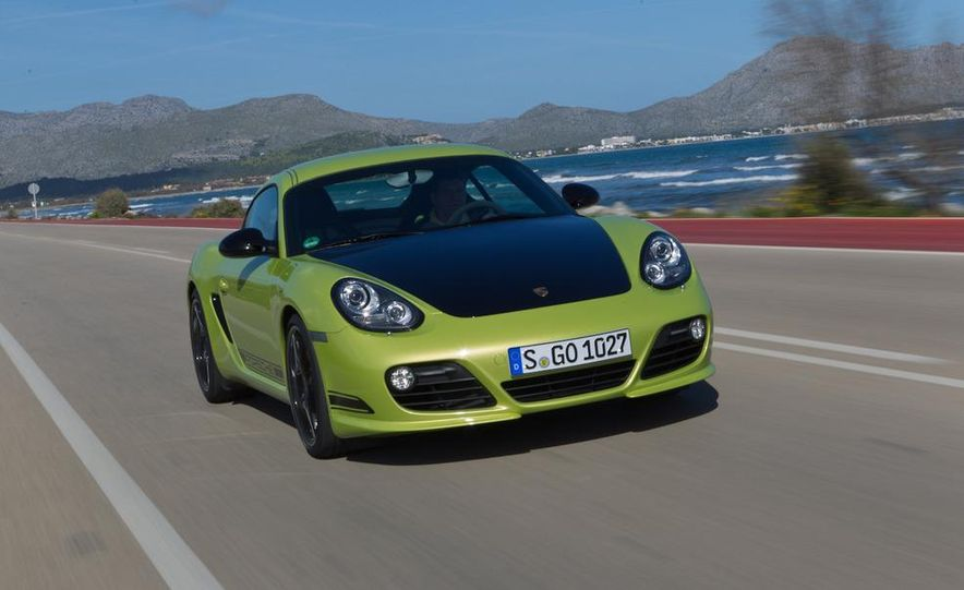 2011 Porsche Cayman R - Slide 17