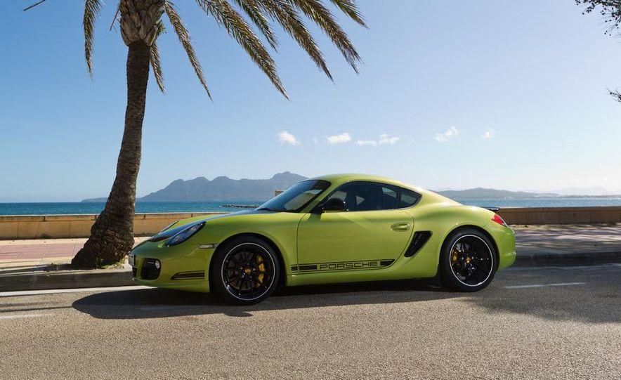 2011 Porsche Cayman R - Slide 19