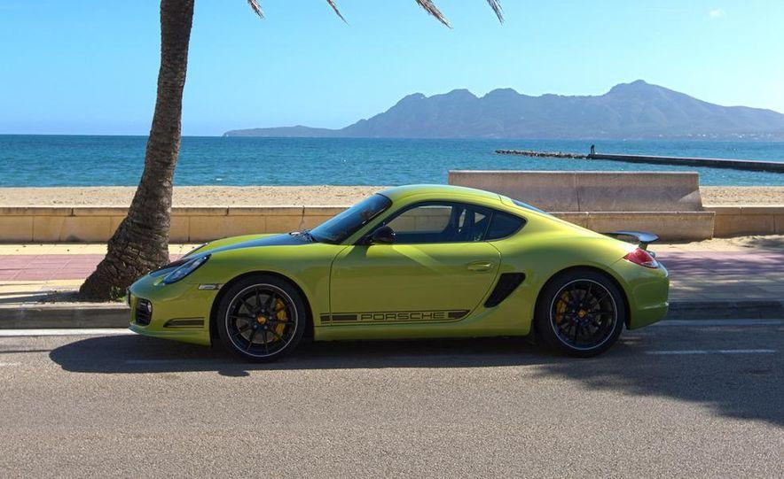 2011 Porsche Cayman R - Slide 20