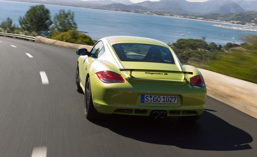 2011 Porsche Cayman R - Slide 21