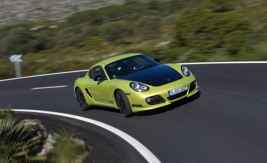 2011 Porsche Cayman R - Slide 22