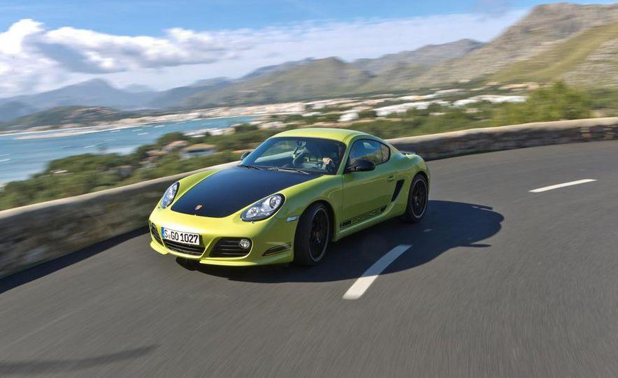 2011 Porsche Cayman R - Slide 23