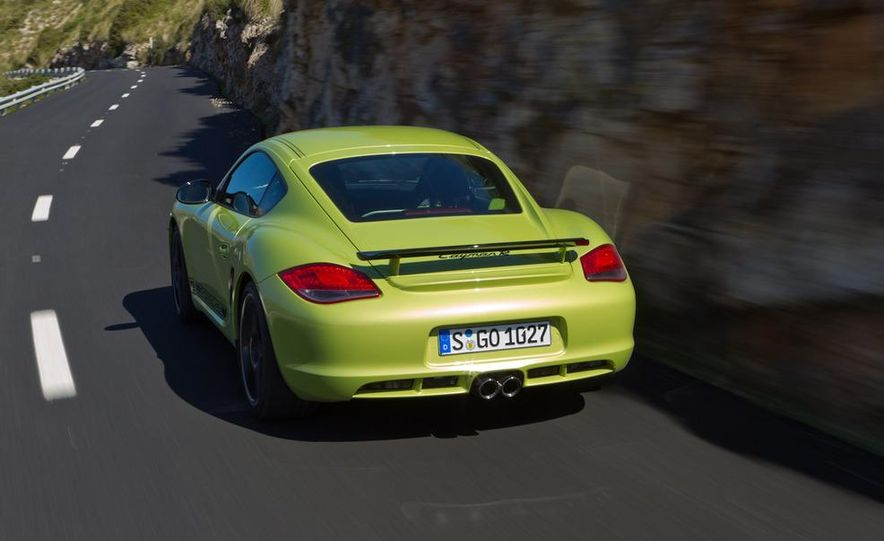 2011 Porsche Cayman R - Slide 25