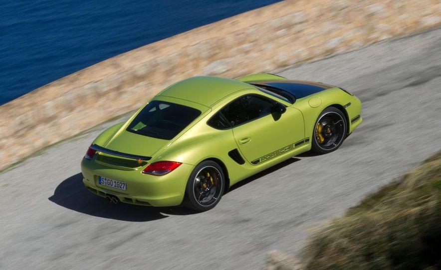 2011 Porsche Cayman R - Slide 26