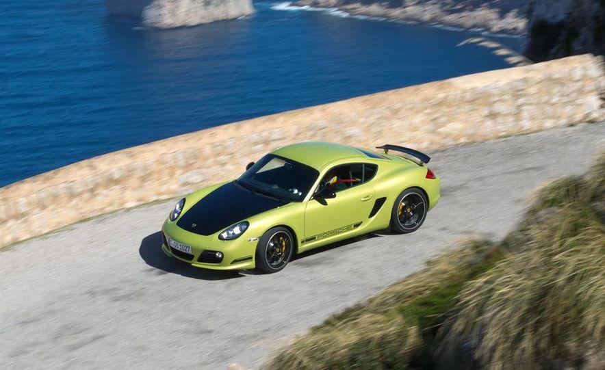 2011 Porsche Cayman R - Slide 27