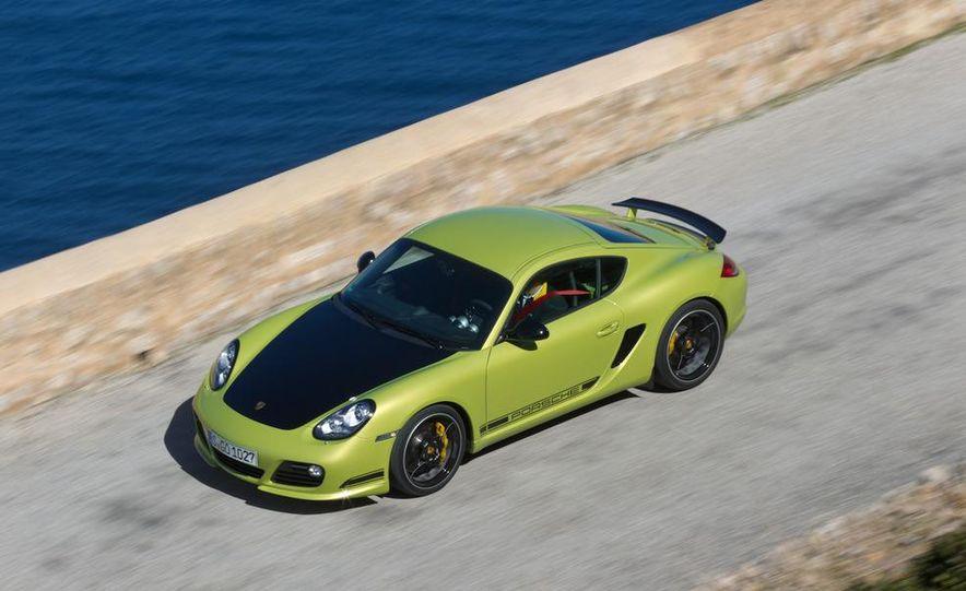 2011 Porsche Cayman R - Slide 28