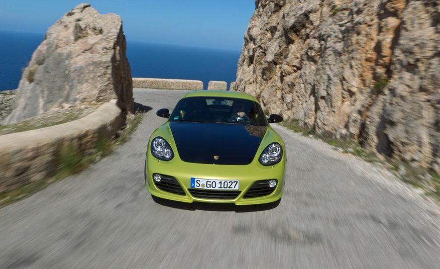 2011 Porsche Cayman R - Slide 31