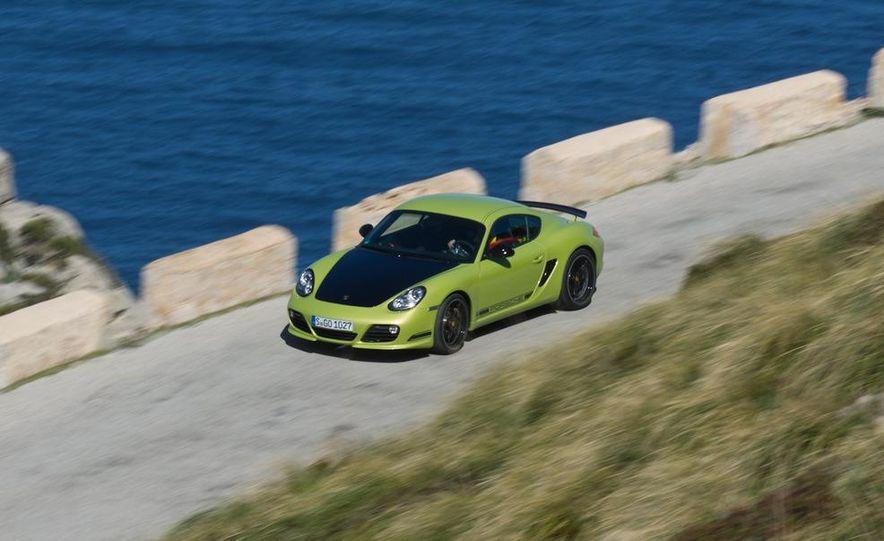 2011 Porsche Cayman R - Slide 37