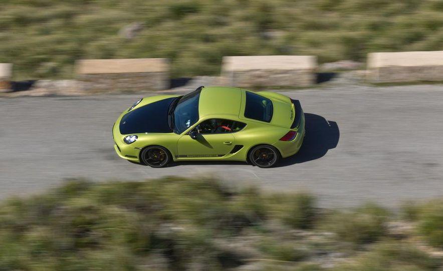2011 Porsche Cayman R - Slide 38