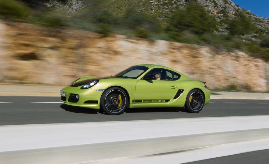 2011 Porsche Cayman R - Slide 41