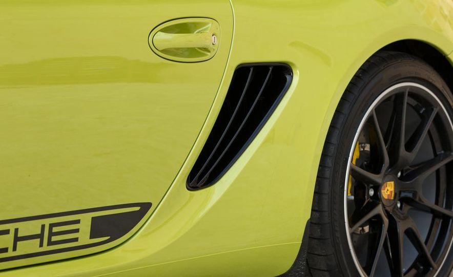 2011 Porsche Cayman R - Slide 48