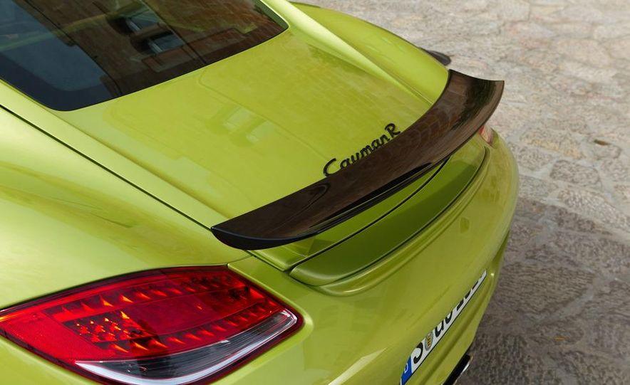 2011 Porsche Cayman R - Slide 51