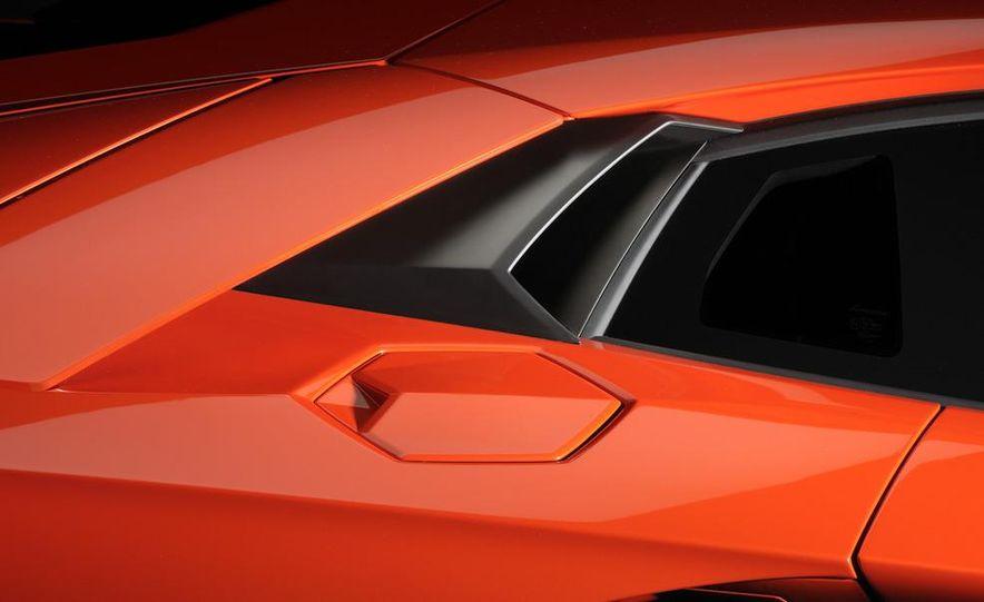 2012 Lamborghini Aventador LP700-4 - Slide 59