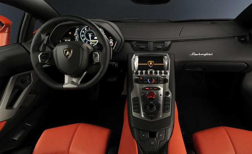 2012 Lamborghini Aventador LP700-4 - Slide 60