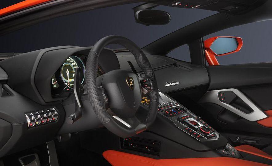 2012 Lamborghini Aventador LP700-4 - Slide 62