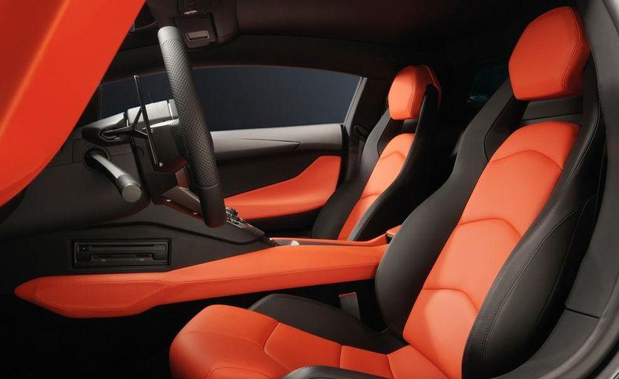 2012 Lamborghini Aventador LP700-4 - Slide 63