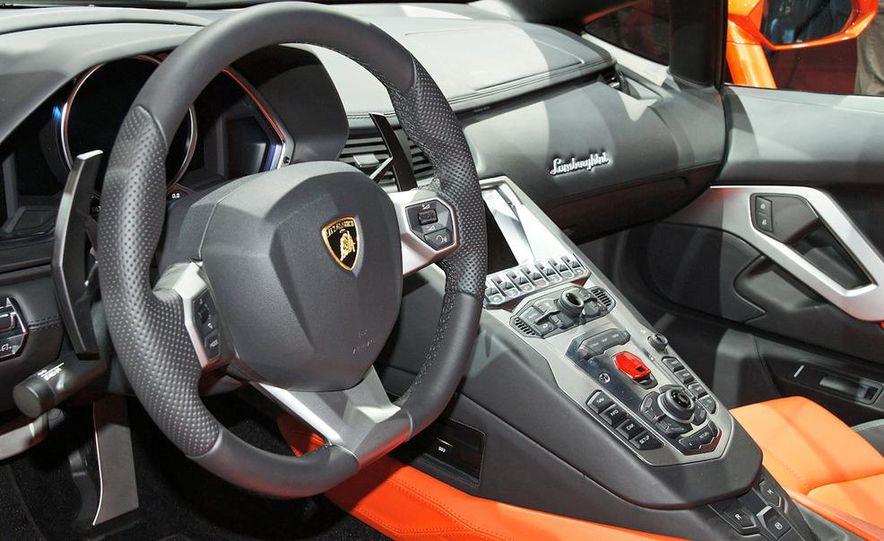 2012 Lamborghini Aventador LP700-4 - Slide 35