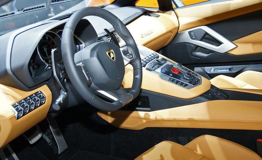 2012 Lamborghini Aventador LP700-4 - Slide 48