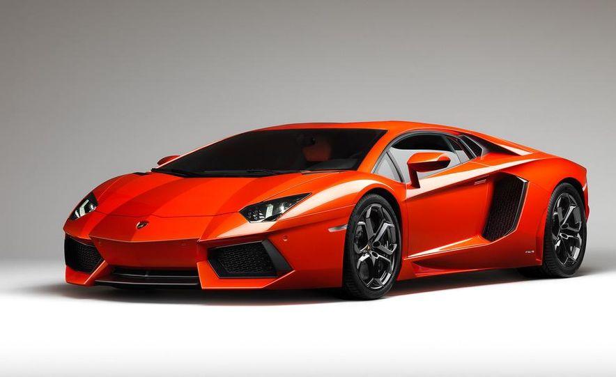 2012 Lamborghini Aventador LP700-4 - Slide 49