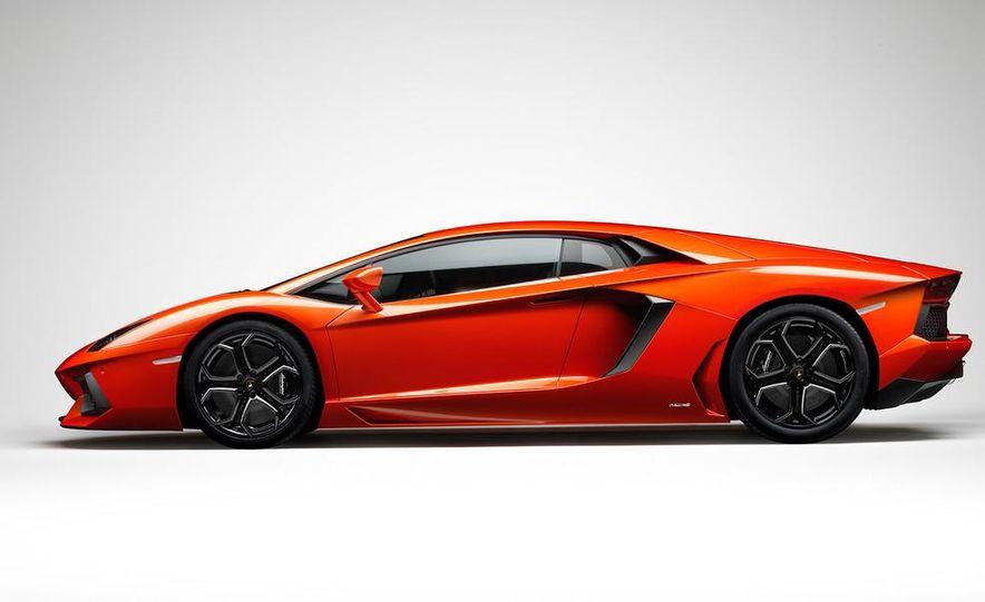 2012 Lamborghini Aventador LP700-4 - Slide 50