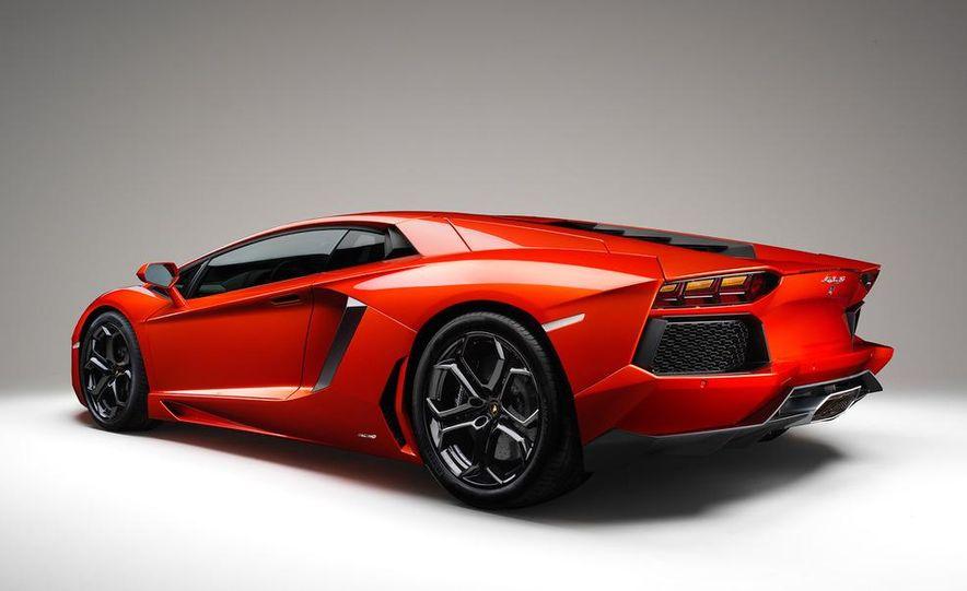 2012 Lamborghini Aventador LP700-4 - Slide 51