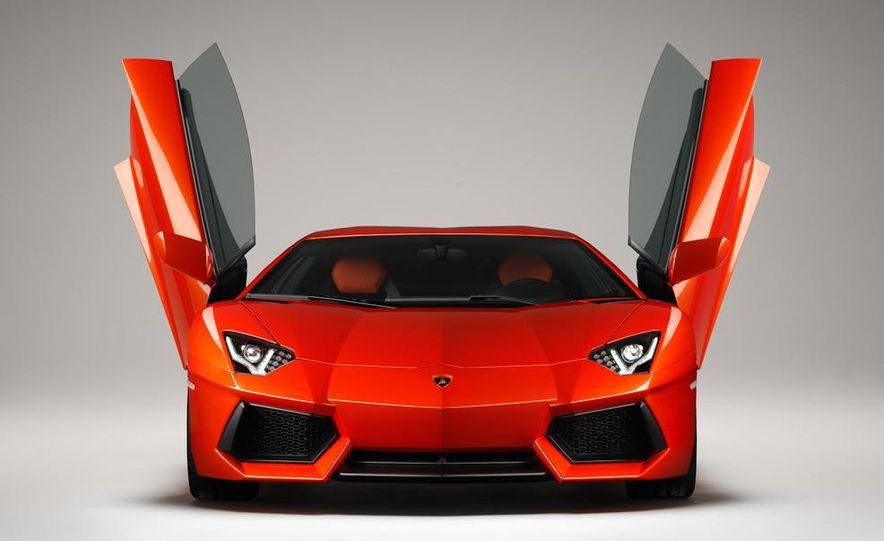 2012 Lamborghini Aventador LP700-4 - Slide 54